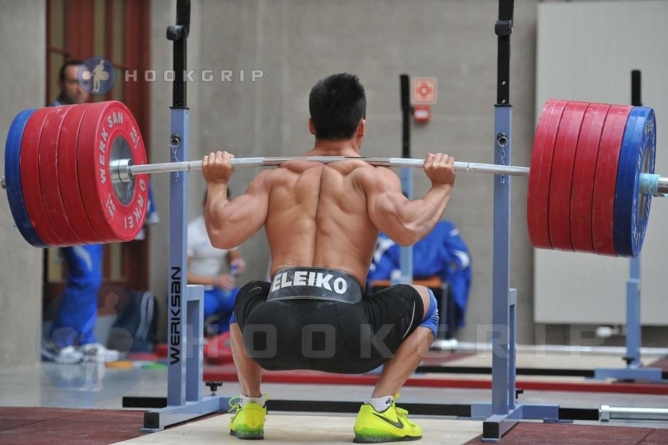 deep back squat