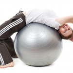 Best exercises with a fitness ball