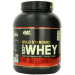 100% Whey Gold Standard: by Optimum Nutrition