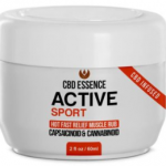 CBD Active Sport Hot Muscle Rub